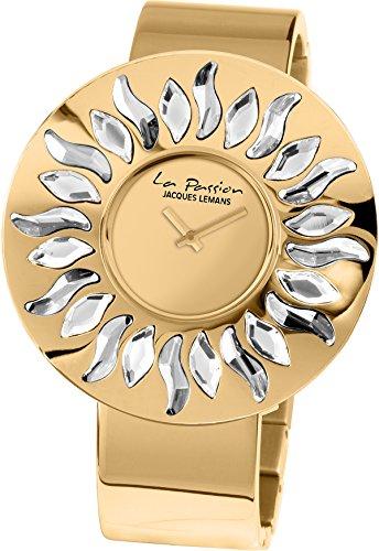 Jacques Lemans La Passion LP-119C Wristwatch for women With Swarovski crystals