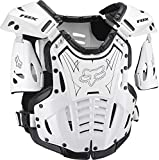 2014 Fox Racing Small Airframe (White/Black)
