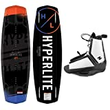 Search : Hyperlite Wakeboard Package 2018 Vapor with Destroyer Wakeboard Bindings