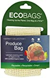 ECOBAGS Market Collection Organic Net Drawstring Bag, Large (Pack of 24) Review