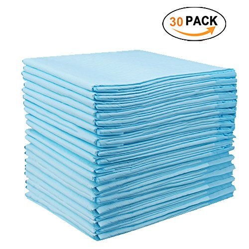 Disposable Large Changing Pads, High Absorbent Waterproof Portable Mattress, Leak-Proof Breathable Incontinence Pad, Play Sheet Bed Chair Table mat Protector, Adult Child Baby Pets Underpad