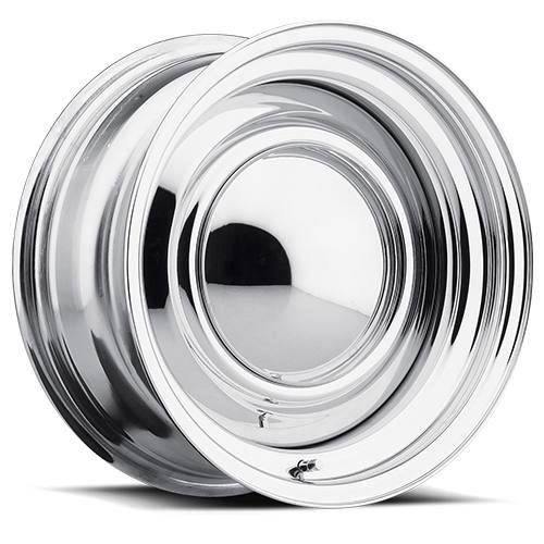Pacer Smoothie 15x7 Chrome Wheel / Rim 5x4.5 & 5x4.75 with a 3mm Offset and a 81.00 Hub Bore. Partnumber 03C-5705P