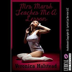 Mrs. Marsh Teaches Me a Lesson Audiobook