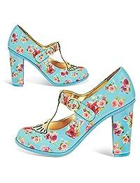 Hot Chocolate Design Chocolaticas High Heels Emma Women's Mary Jane Pump
