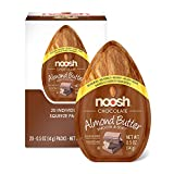 NOOSH Almond Butter (Chocolate, 20 Count) - All Natural, Vegan, Gluten Free, Soy Free
