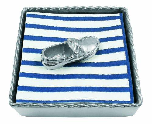 Mariposa Boat Shoe Twist Napkin Box ()
