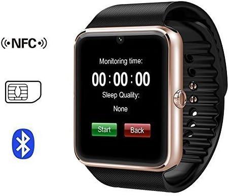 X-reega gt08 Bluetooth Smartwatch con Cámara de Tarjetas SIM de ...