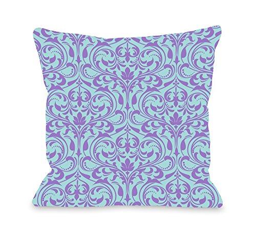 Athena Throw Pillow (Bentin Home Decor Athena Florals Outdoor Throw Pillow by OBC, 16