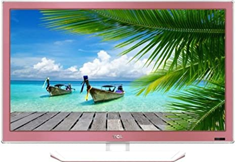 TCL l26e4153/G 66 cm Color Rosa (26 pulgadas) de televisor (HD Ready, sintonizador Twin) [Clase energética A]: Amazon.es: Electrónica