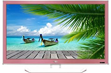 TCL L26e4153/G 66 Cm Rosa (26 Pollici) TV (HD Ready, Twin Tuner) [classe Di  Efficienza Energetica A]: Amazon.it: Elettronica