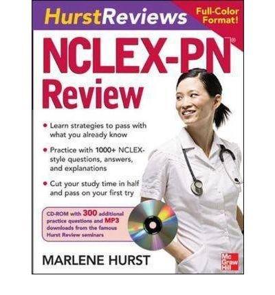 [(Hurst Reviews: NCLEX PN Review)] [Author: Marlene Hurst] published on (December, 2007)