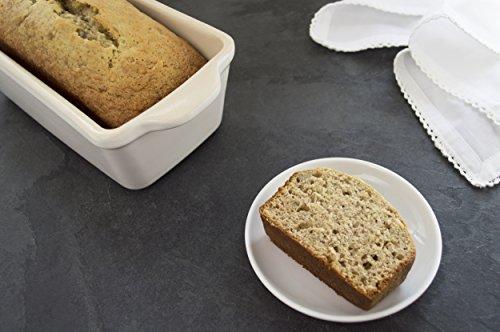 USA Pan Stoneware Loaf Baking Dish
