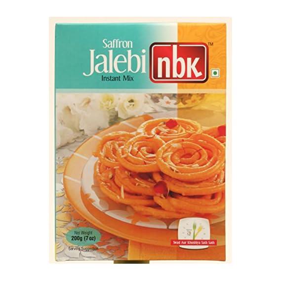 NBK JALEBI Mix 200 GM