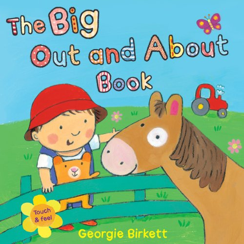 The Big Out and About Book: Touch and Feel pdf epub