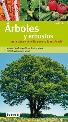 Descargar Libro Árboles Y Arbustos. Guía Clara Y Sencilla Para Su Identificación Hofmann  Helga