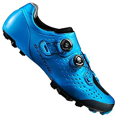 cc0db97dac7 Shimano XC9 SPD S-Phyre Mountain Bike Shoes, Blue: Amazon.co.uk: Sports &  Outdoors