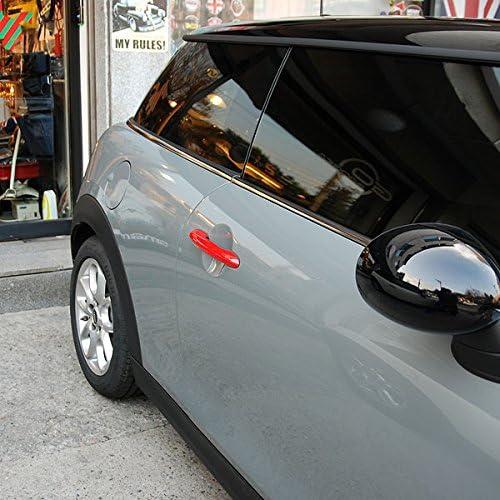 LVBAO Maniglia posteriore 2/tappo di copertura per mini Cooper JCW One S R55/Clubman