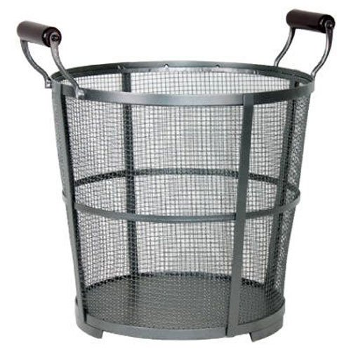 Panacea 15704 Antique Iron Contemporary Log Bin (Wood Fireplace Basket)