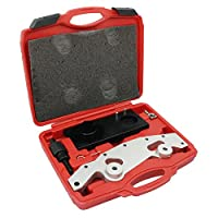 Camshaft Alignment Timing Tool Kit with Double Vanos For BMW M52TU M54 M56 from AURELIO TECH
