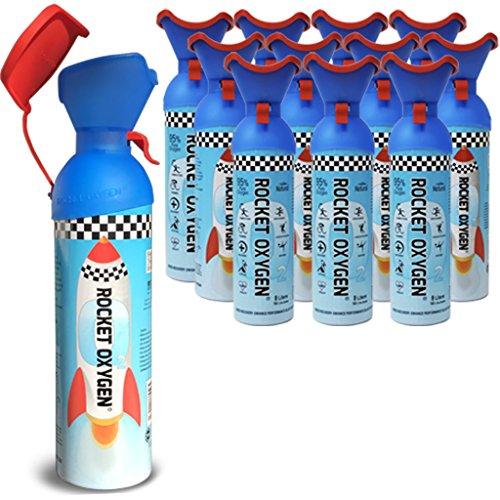 Rocket Oxygen Natural 12 Pack -