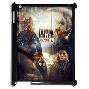 Qxhu Falling Skies patterns Cell Phone Cover Case for Ipad2,3,4