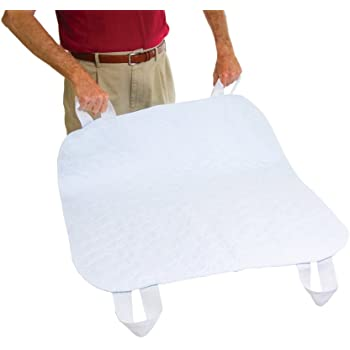 Amazon Com Positioning Bed Pad With Handles Incontinence
