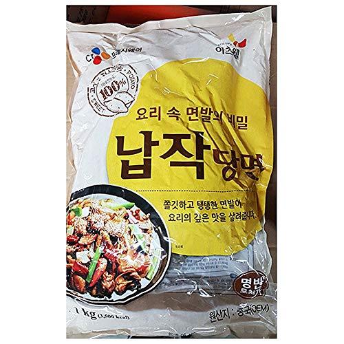 Flat Sweet Potato Cellophane Noodle 1kg, China OEM by CJ