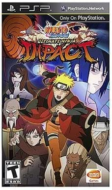 naruto shippuden ultimate ninja impact iso free download