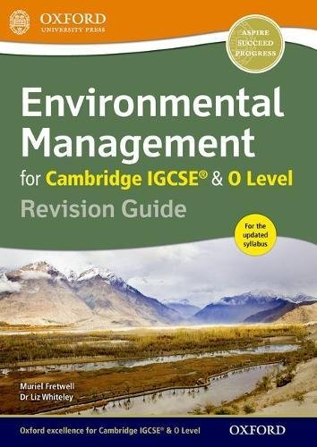 Download Environmental Management for Cambridge IGCSERG & O Level Revision Guide (CIE IGCSE Complete Series) pdf epub