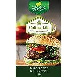 Orange Crate Food Company Cottage Life Organic Burger Spice, 75 Grams