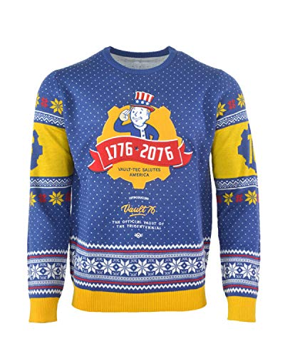 Fallout 76 Ugly Christmas Sweater For Men Women Boys And Girls 3xl