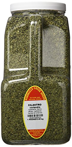 Marshalls Creek Spices Cilantro, XX-Large, 1.5 Pound by Marshall's Creek Spices