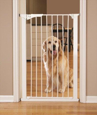 Amazon Command Pet Tall Pressure Gate 42h29 32w White