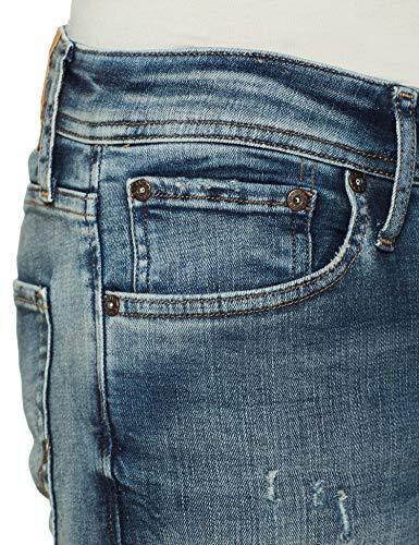 Herren Jones Denim Denim Bleu Jack Blau bleu Jeans Slim 5SxFUaqH