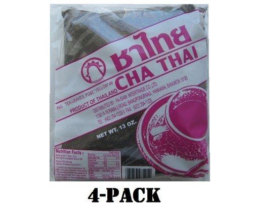 Thai Tea Cha Thai (4-PACK)