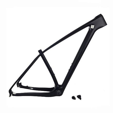 Carbon Bike Frame >> Fasteam 29er Ud Matt Carbon Fiber Mountain Bike Frame Carbon Mtb Bicycle Frame 135x9 Qr And 142x12mm Thru Axle Compatible