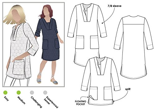 Best Deals on Linen Tunic Dress Pattern Products