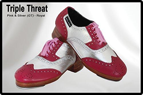 Miller & Ben Tap Schuhe Triple Threat;