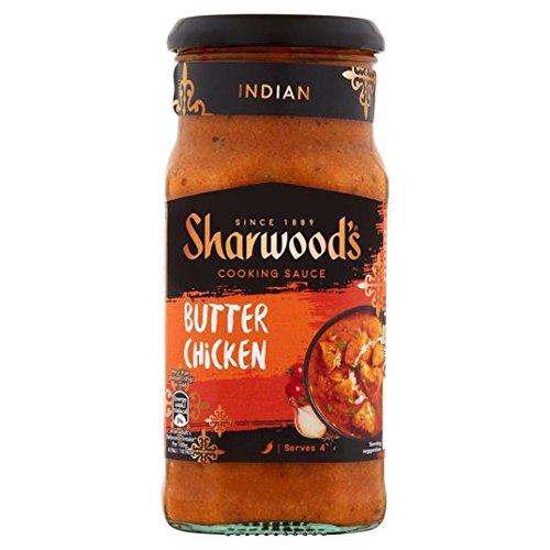 Sharwood's Boter kippensaus 420g