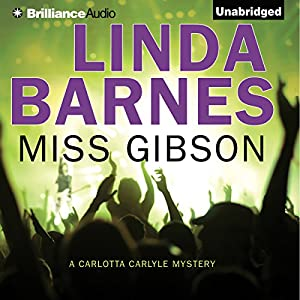 Miss Gibson Audiobook