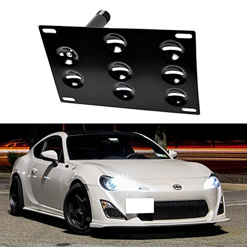 license plate frame brz subaru - 1