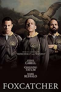Foxcatcher [Edizione: Stati Uniti] [Italia] [Blu-ray