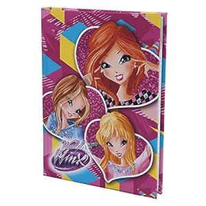 Winx Diario Scuola 10 Mesi, Formato Standard, 320 Pagine, Grafiche Assortite, Collezione 2018/19 10 spesavip