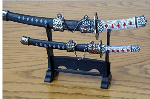 Polar Bear's Decor HOT SALE! Samurai Katana Sword Ninja Letter Opener Paper Knife/Stainless-steel Blade