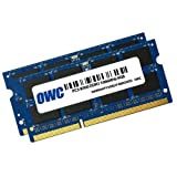 "OWC 4GB (2x2GB) PC3-8500 DDR3 1066MHz SODIMM 204 Pin Memory Upgrade Kit for Late 2008, Early 2009, Early 2010 MacBook, MacBook Pro Unibody Models, 2009/2010 Mac mini, 2009 iMac, Late 2009 MacBook 13"" models . Model OWC8566DDR3S4GP"
