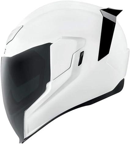 ICON Airflite Synthwave Color Morado Casco para Motociclista