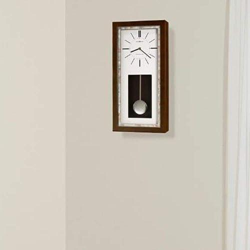 Howard Miller Holden Wall Clock 625-594 Espresso Finish