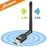Compare   USB Wifi Adapter AC600Mbps USBNOVEL Dual Band 2 4G