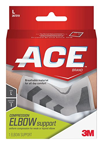 Ace Elbow Brace - ACE Knitted Elbow Support, Large