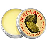 Burt's Bees 100% Natural Lemon Butter Cuticle Cream - 0.6 Ounce Tin